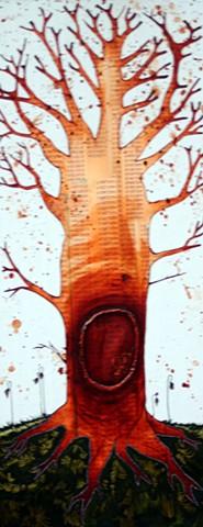 Receipt Tree