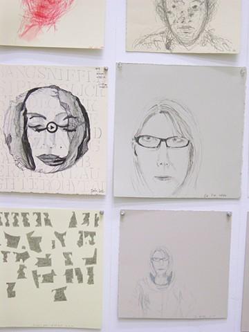 Paula Hannaway Crown, Carrie Gundersdorf, James Kao