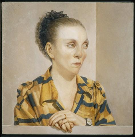Self Portrait (Yellow Shirt)