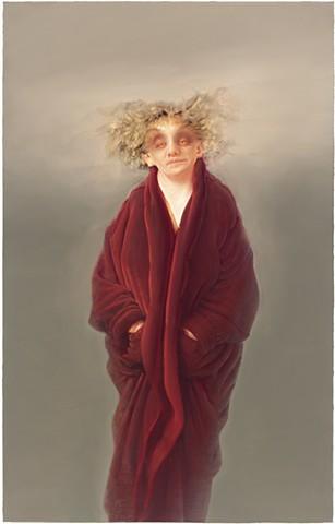 Portrait (Red Robe)