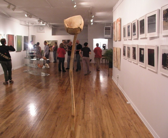 Inside the Link Gallery 2