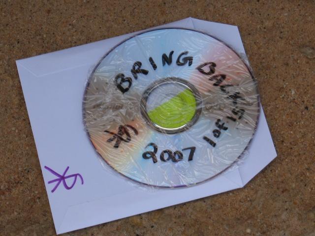Not-a-Blog 7, 2007