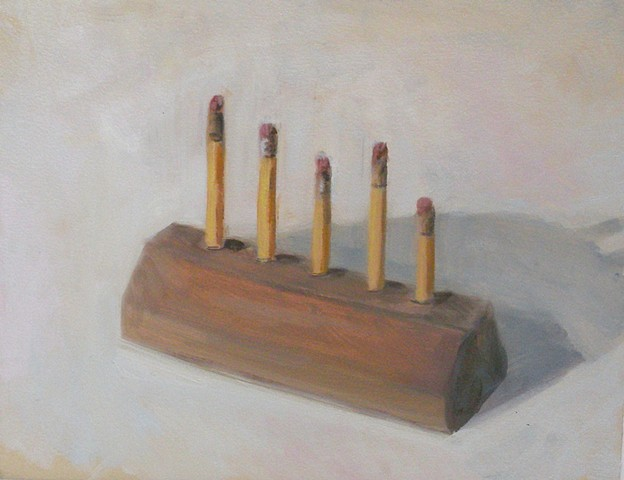 Belonging (Pencil Holder)