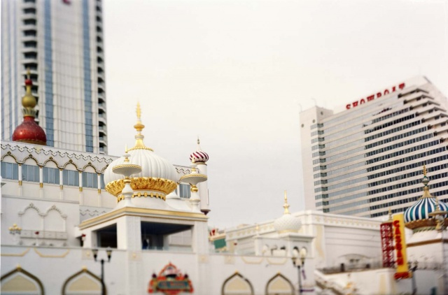 Taj Mahal, Atlantic City