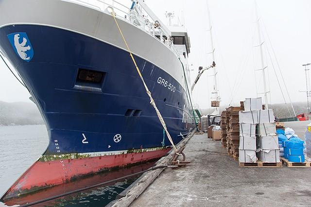 Shipyards, Nuuk GL