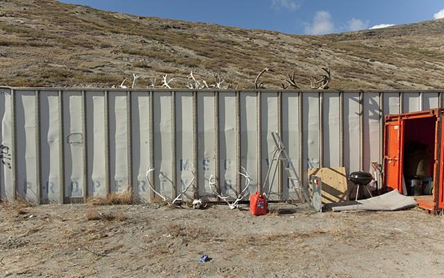 Storage Container, Kangerlussuaq GL