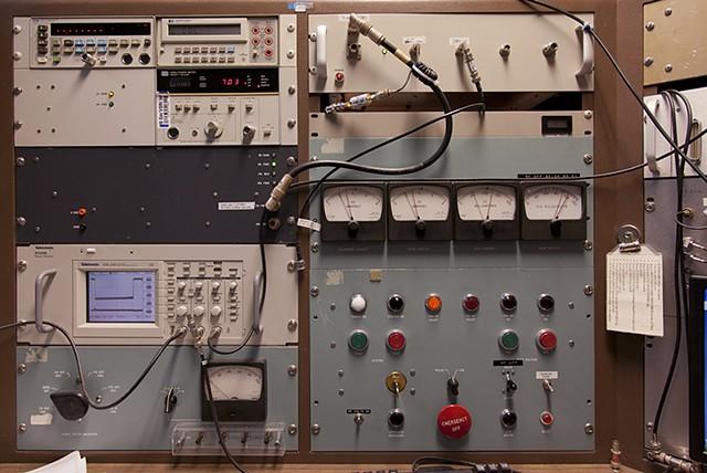 Satellite Control Panel