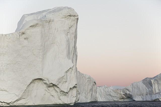 Disko Bay near Ilulissat