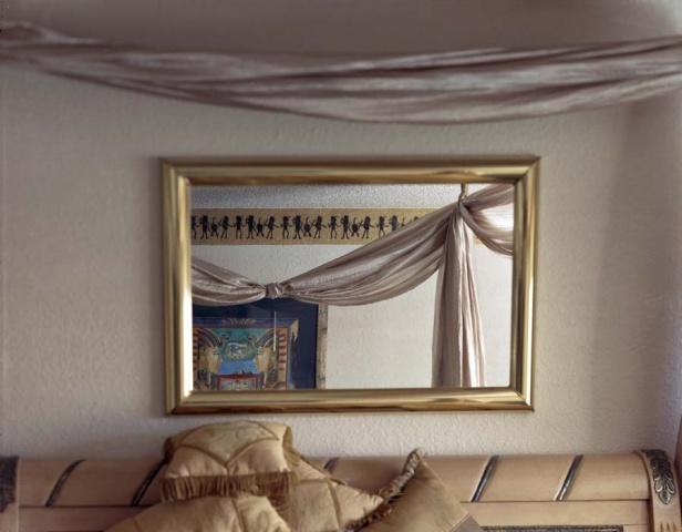 Egyptian Honeymoon Suite, Las Vegas