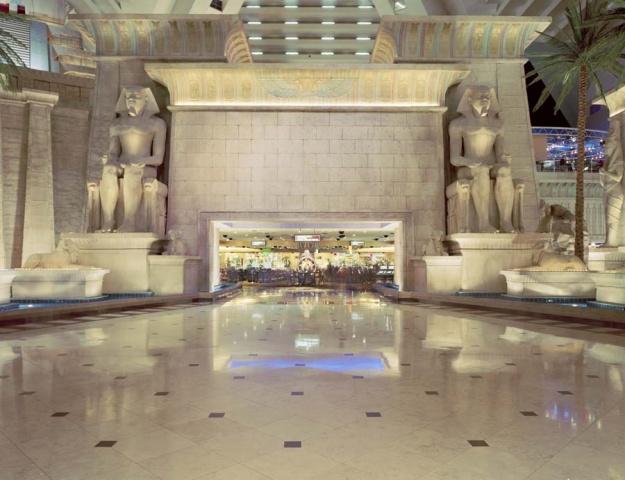 Luxor Lobby, Las Vegas