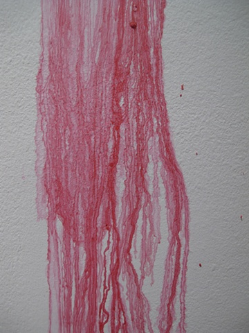 Mark Porter, kinetic sculpture, drawing machine, Territorial Marker