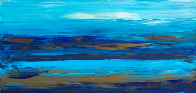 Serene Expanse - Lake Tahoe   (Sold)