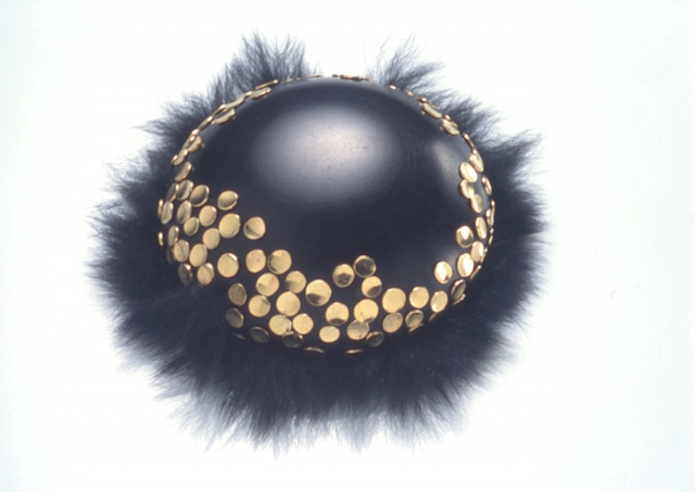 Black Beauty: Brooch #5
