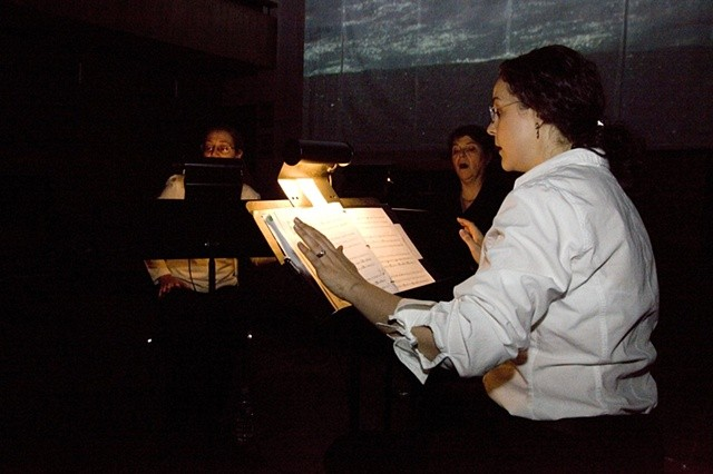 Sea Changes - documentation from Performance