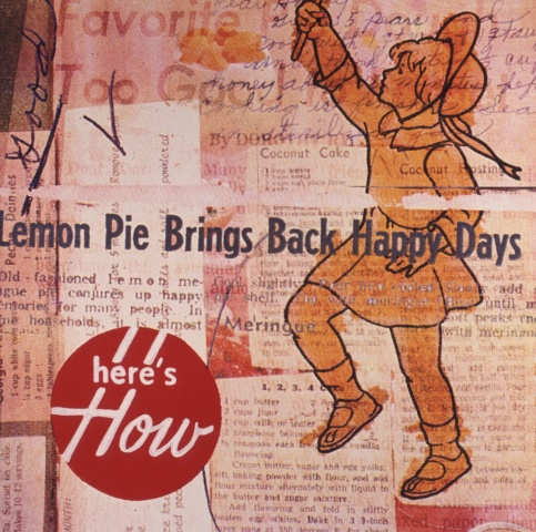 Lemon Pie Brings Back Happy Days