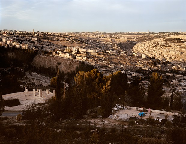 Jerusalem from the South