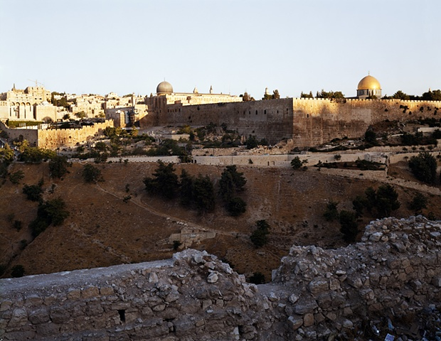 Jerusalem from the East