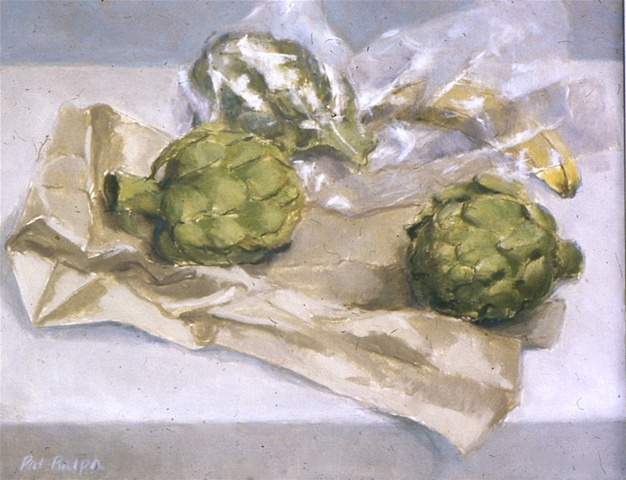 Still Life with Artichokes