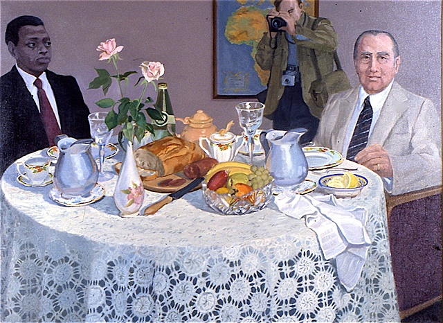 Still Life With Presidents