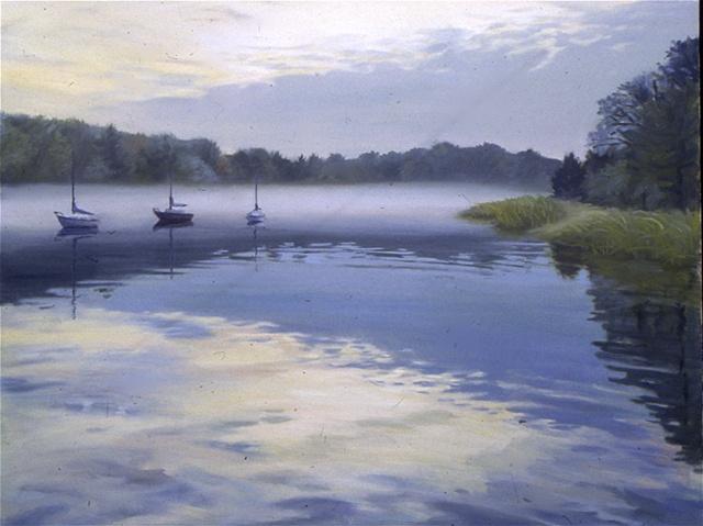 Mist Rising