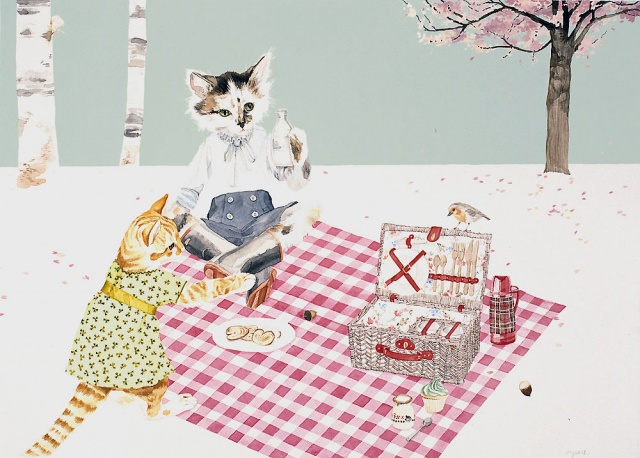 Kitty Picnic