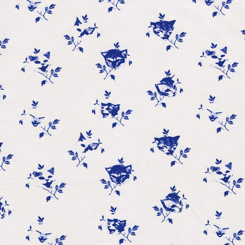 Kitty Buds { Delft Blue }