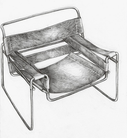 Dad's Chair