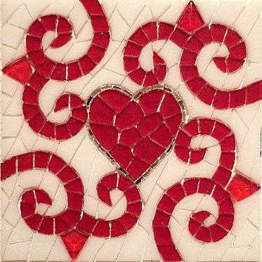 Swirly Heart