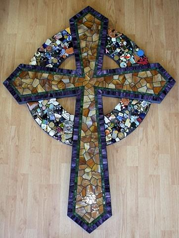 Centenary Mosaic Cross