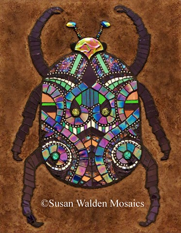 Mosaic Beetle
