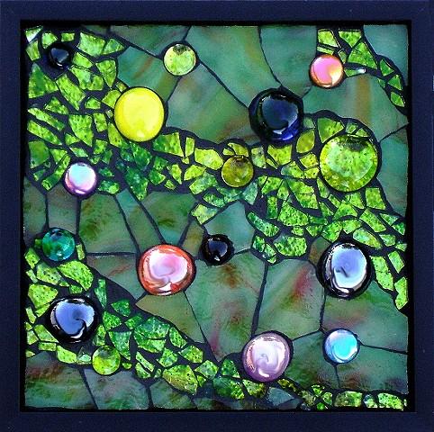 Mosaic of Spring Rain