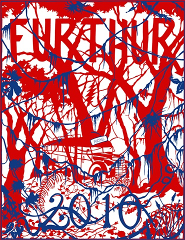 Furthur Poster III (Steal Your Face)