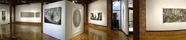 Rendered Exhibit, Prescott College (with Rebecca Davis and Jeffrey Holmes)