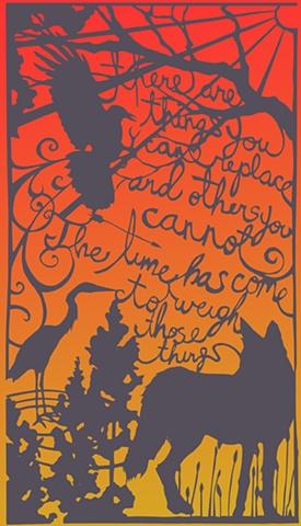 Althea Poster I