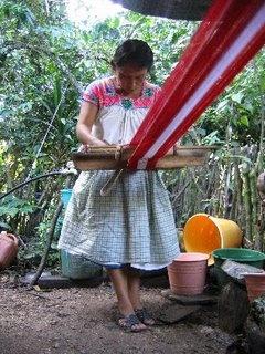 Rosa Weaving