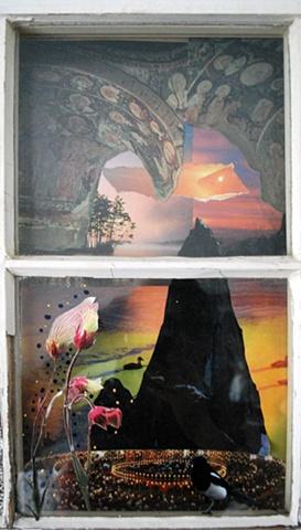 Marcia's Window Panel III