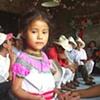 Totanaca Girl in Traditional Dress