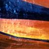 Cedar Bark Abstraction