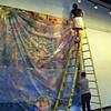 Hanging Kgoyom @ Metro Gallery