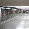 Installation View, Metro Alameda, Center Corridor