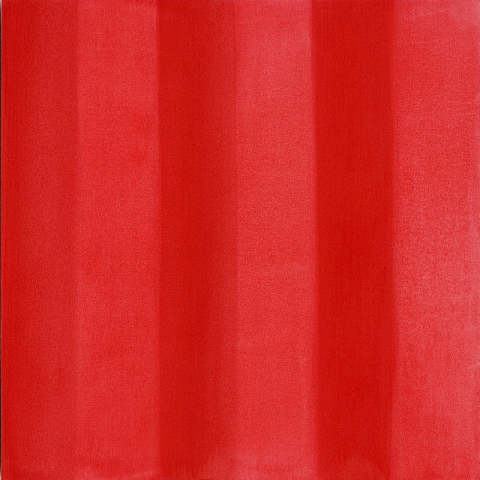 Untitled (Red and Pale Red Stripes)