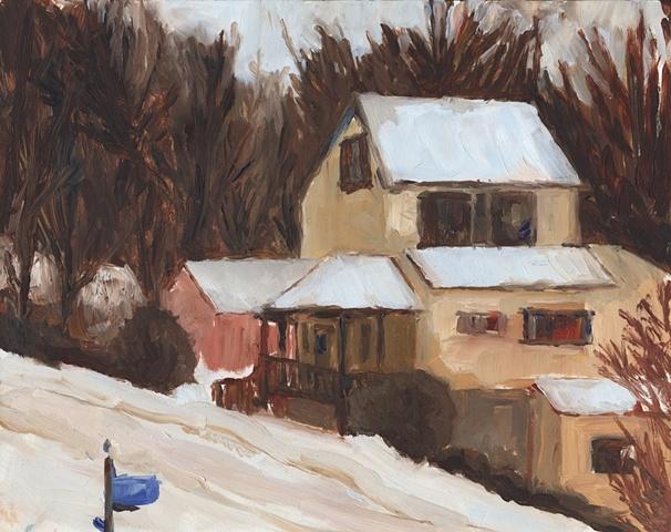 Uphill (Richview Ave., North Adams)
