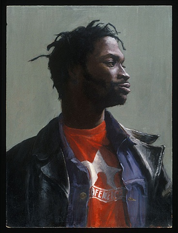 Honorable Mention, American Society of Portrait Artists, 2002