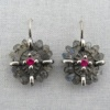Surround Earrings