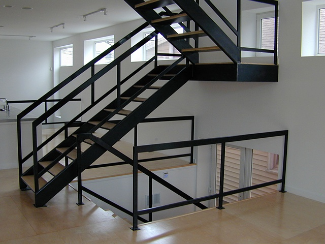 Race stairs