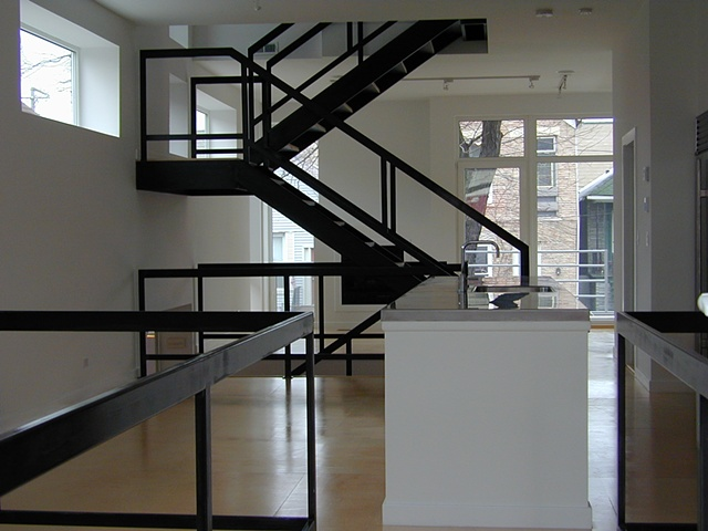 Race Stairs, counters