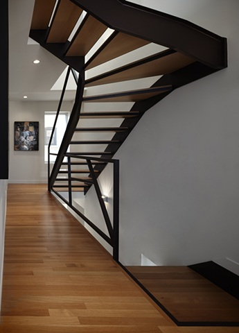 My Stairs, Homer interior