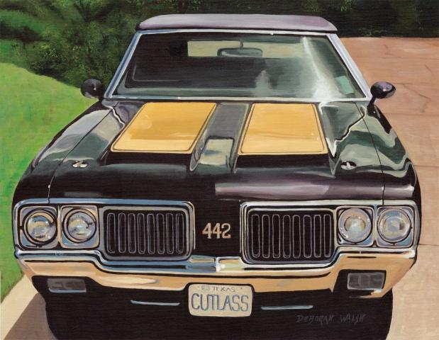 Tim's Car