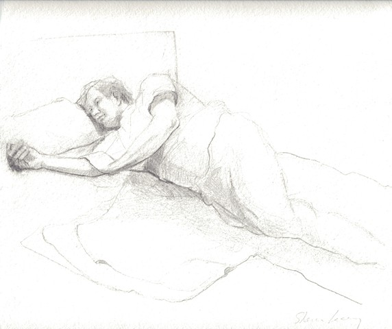 Drawn Sleeper 2