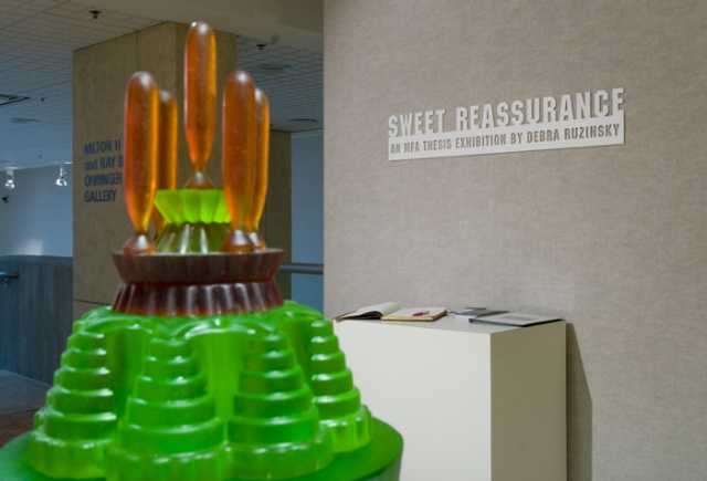 Sweet Reassurance Exhibition